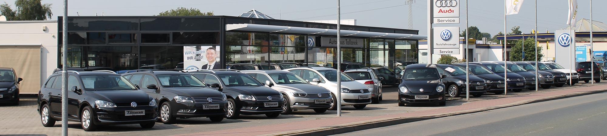 Startseite Autohaus Tallarek Gmbh Co Kg Nordenham